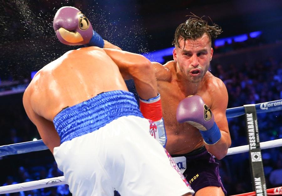 Oscar De La Hoya | Sweet Boxing Ratings
